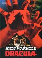 Blood for Dracula - German Blu-Ray cover (xs thumbnail)