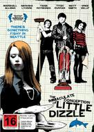 The Immaculate Conception of Little Dizzle - New Zealand DVD cover (xs thumbnail)