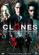 CLONED: The Recreator Chronicles - French DVD cover (xs thumbnail)