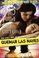 Quemar las naves - Movie Poster (xs thumbnail)