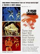 Fantastic Voyage - French Movie Poster (xs thumbnail)