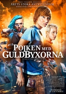 Pojken med guldbyxorna - Swedish Movie Poster (xs thumbnail)