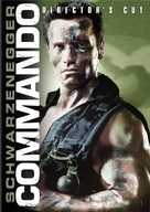 Commando - DVD cover (xs thumbnail)
