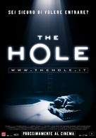 The Hole - Italian Movie Poster (xs thumbnail)