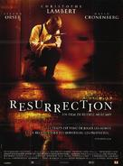 Resurrection - French Movie Poster (xs thumbnail)