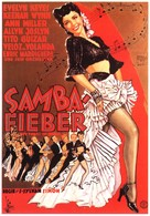 The Thrill of Brazil - German Movie Poster (xs thumbnail)