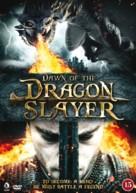 Dawn of the Dragonslayer - Danish DVD cover (xs thumbnail)