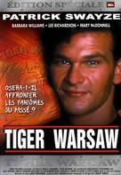 Tiger Warsaw - French DVD cover (xs thumbnail)