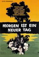 Hurry Sundown - German Movie Poster (xs thumbnail)