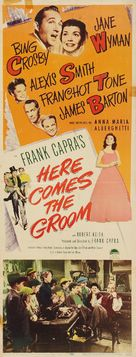Here Comes the Groom - Movie Poster (xs thumbnail)