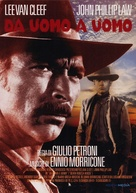 Da uomo a uomo - Italian DVD movie cover (xs thumbnail)