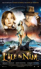 Nim's Island - French Movie Poster (xs thumbnail)