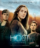 The Host - Finnish Blu-Ray cover (xs thumbnail)