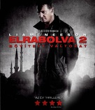Taken 2 - Hungarian Blu-Ray cover (xs thumbnail)