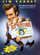 Ace Ventura: Pet Detective - DVD movie cover (xs thumbnail)