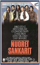 Young Guns - Finnish VHS movie cover (xs thumbnail)