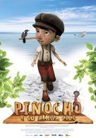 Pinocchio - Spanish Movie Poster (xs thumbnail)
