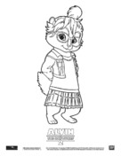 Alvin and the Chipmunks: The Squeakquel - poster (xs thumbnail)
