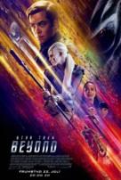 Star Trek Beyond - Icelandic Movie Poster (xs thumbnail)