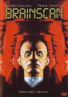 Brainscan - DVD cover (xs thumbnail)