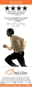 12 Years a Slave - Movie Poster (xs thumbnail)