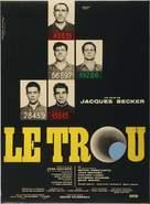 Le trou - French Movie Poster (xs thumbnail)