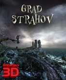 Haunted Castle - Slovenian Movie Poster (xs thumbnail)