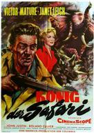 Safari - German Movie Poster (xs thumbnail)