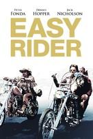 Easy Rider - British Movie Cover (xs thumbnail)