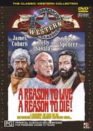 Una ragione per vivere e una per morire - Australian Movie Cover (xs thumbnail)