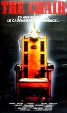 The Chair - French VHS cover (xs thumbnail)