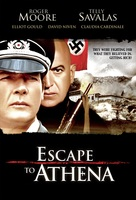 Escape to Athena - DVD cover (xs thumbnail)