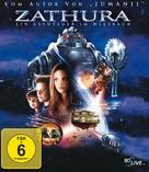 Zathura: A Space Adventure - German Blu-Ray movie cover (xs thumbnail)