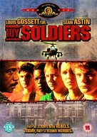 Toy Soldiers - British DVD cover (xs thumbnail)