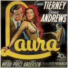 Laura - Movie Poster (xs thumbnail)