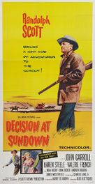 Decision at Sundown - Movie Poster (xs thumbnail)