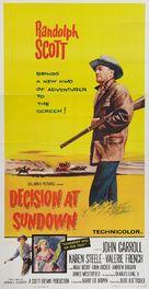 Decision at Sundown - Movie Poster (xs thumbnail)