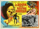 The Beast of the Yellow Night - Spanish Movie Poster (xs thumbnail)