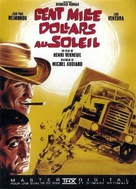 Cent mille dollars au soleil - French DVD cover (xs thumbnail)