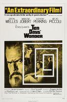 La décade prodigieuse - Movie Poster (xs thumbnail)