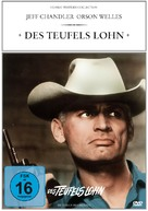 Man in the Shadow - German DVD cover (xs thumbnail)