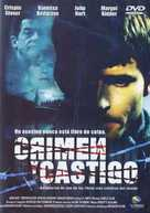 Crime and Punishment - Spanish Movie Cover (xs thumbnail)
