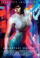 Ghost in the Shell - Turkish Movie Poster (xs thumbnail)