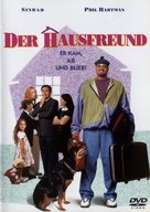 Houseguest - German DVD cover (xs thumbnail)