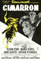 Cimarron - German Movie Poster (xs thumbnail)
