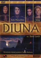 Dune - Polish DVD cover (xs thumbnail)