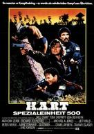 Opposing Force - German Movie Poster (xs thumbnail)