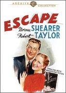 Escape - DVD cover (xs thumbnail)