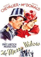 The Merry Widow - British Movie Cover (xs thumbnail)