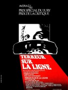 When a Stranger Calls - French Movie Poster (xs thumbnail)